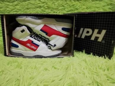 Vtg NOS 80's Aliph Melissa-Hi Flex Malaysian Shoes