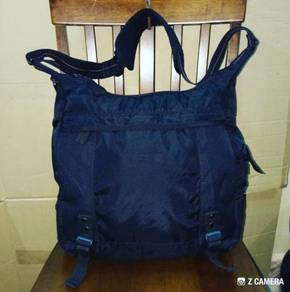 Messenger Bag Back Number