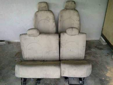 Seat passo boon 07 cream single