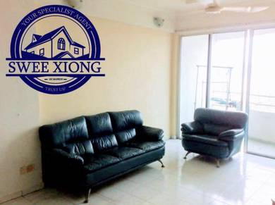 N-PARK/N PARK/NPARK 700SF 1CP FullyReno Furnished CHEAPEST AT MARKET