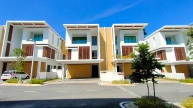 Booking RM3k ( NEW HOUSE ) Astana Semi Detached Presint 8 Putrajaya