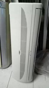 York 1.0hp Air Wall Recond Cond Refurbish Aircond