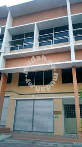 Double storey shop lot - Kuantan jaya gading