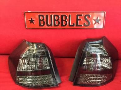 Bmw E82 E87 facelift smoke led tail lamp