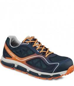 Saf Shoe Red Wing Athletic Black Orange EH AT 6338