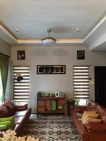 Booking 1k Only!! Facing Open Semi D Sunway Villa Suria U9 Shah Alam