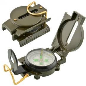 Metal Casing Bearing Prismatic Compass