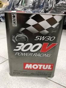 MOTUL 300V Competition 5W30 - 2 Lit Engine Oil