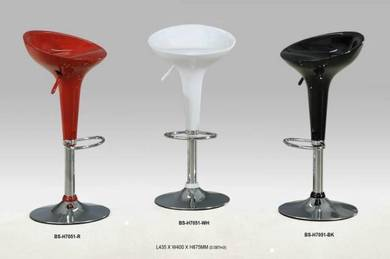 Low beg pump bar stool (B-03) 21/4