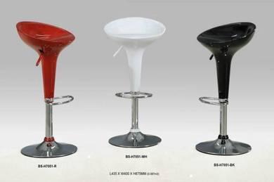 Low beg pump bar stool (B-03) 21/4