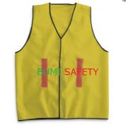 Economy Safety Vest Lime Yellow