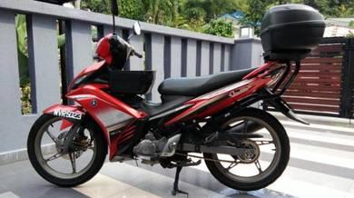 Yamaha lc 135 2011