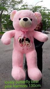 Teddy bear saiz 130cmeterr