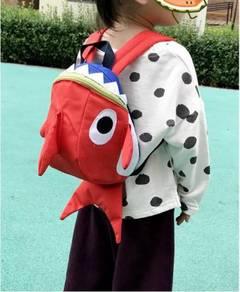 Baby Shark Harness Backpack Bag