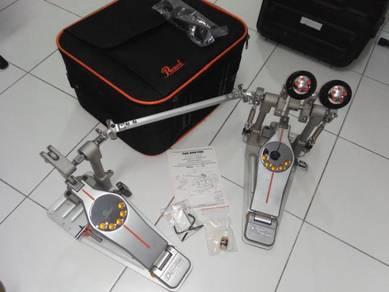 Pearl drum pedal p-3002d elimenator demon drive