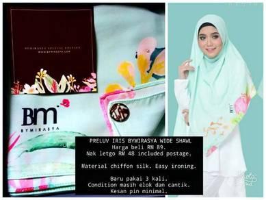 Exclusive Wide shawl (Bymirasya)