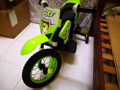 QIKE Scrambler Superbike Electric Kids Motor