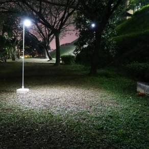 Solar Street Light 750 Lumens