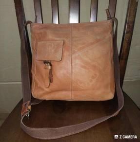 Cross Body Bag Leather Bience