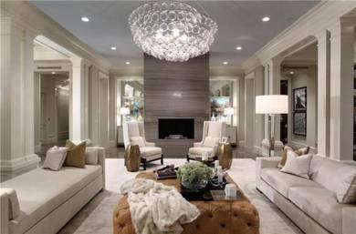 Ur 1st Choice Home, Nice Unit At Seni Mont Kiara Condo, Fully Furnish