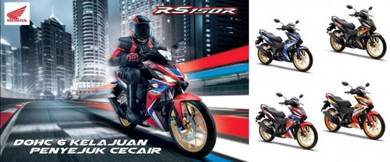 Honda rs150/rs150v2