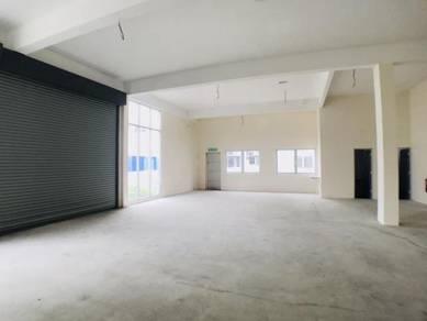 Vortex Business Park 4 Storey Semi D Light Industry  Office Batu Kawan