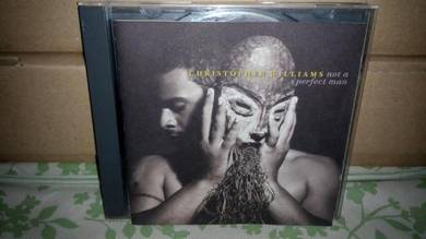 CD Christopher Williams- Not A Perfect Man