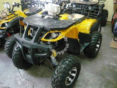 Motor ATV 200cc secondhand (stok terhad)
