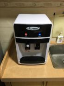 WB12.Hoot & Cold Alkaline Water Dispenser