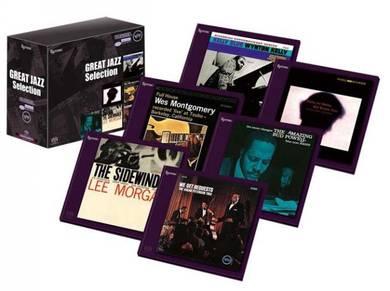 Esoteric Great Jazz Selection Hybrid Stereo Japane