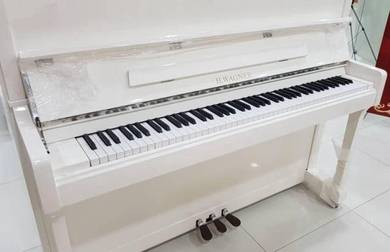 WAGNER SE120wh Piano (NEW / 10 Yrs Warranty)
