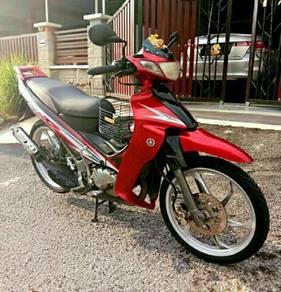 Yamaha 125z TipTop