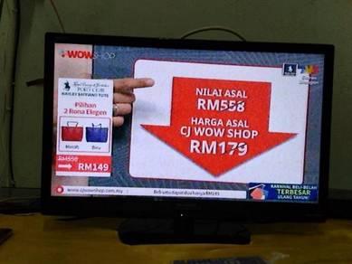 Sharp Led Tv 24' for sale