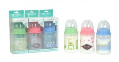 Babito Baby Feeding Bottle Wide Neck 8oz/250ml