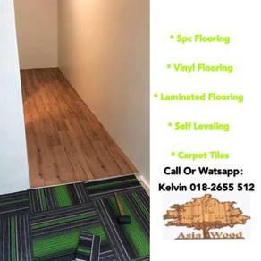 Laminate Flooring / Vinyl / SPC -H554