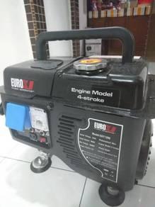 Euro X 240V 1000W Portable Gasoline Generator