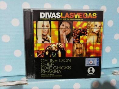 CD Divas Las Vegas - Celine Dion/Cher/Dixie Chicks