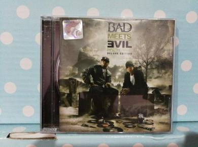 CD Bad Meets Evil - Hell The Sequel