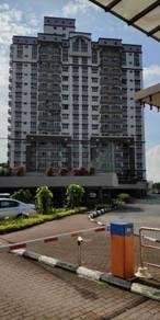 Dwi Mahkota Apartment at Persiaran Tanjung Tampoi Johor Bahru