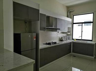 (FULLY FURNISH-WIFI included)3 storey terrace,Avens Residences, kajang