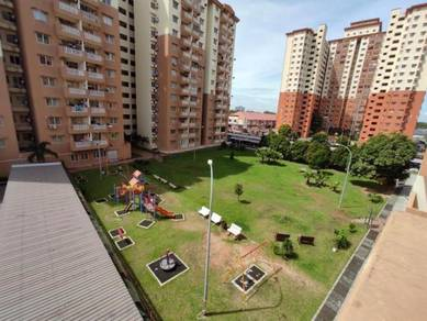 [FREEHOLD] Apartment 3r2b 1,001 sqft Sri Lavender, Taman Sepakat Indah