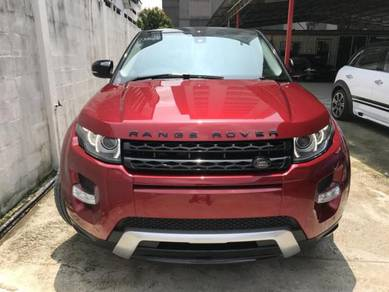 Recon Land Rover Range Rover Evoque for sale