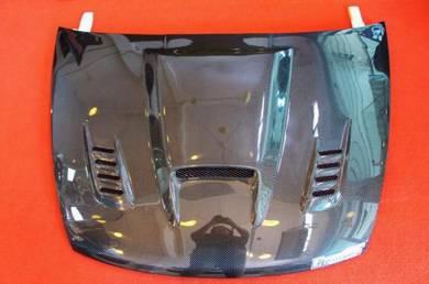 Honda stream rn6-9 carbon fibre bonet bonnet
