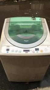 13kg Auto Mesin Basuh Top Panasonic Washing Machin