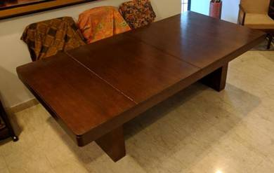 Large Antique Meeting/Dining Table
