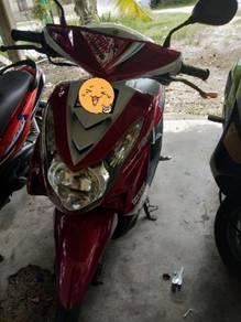 2009 Yamaha ego s