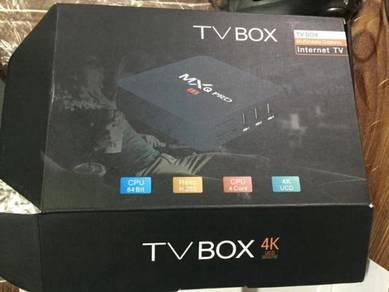 Smart TV box 4K HDMI