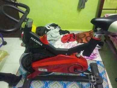 Basikal fitness tuk di jual