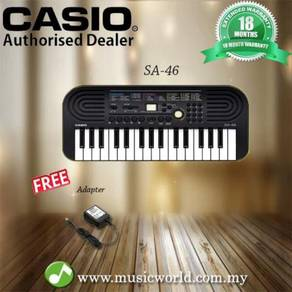 Casio sa-46 mini keyboard (sa46 / sa-46)