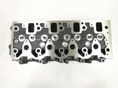 Cylinder Head ISUZU EXCAVATOR FORKLIFT TRUCK 4LE2